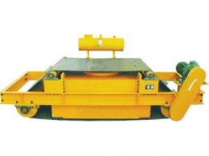RCDF series self-discharging electromagnetic separator